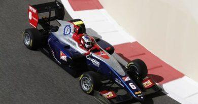 GP3 Series: Giuliano Alesi começa na frente em Abu Dhabi