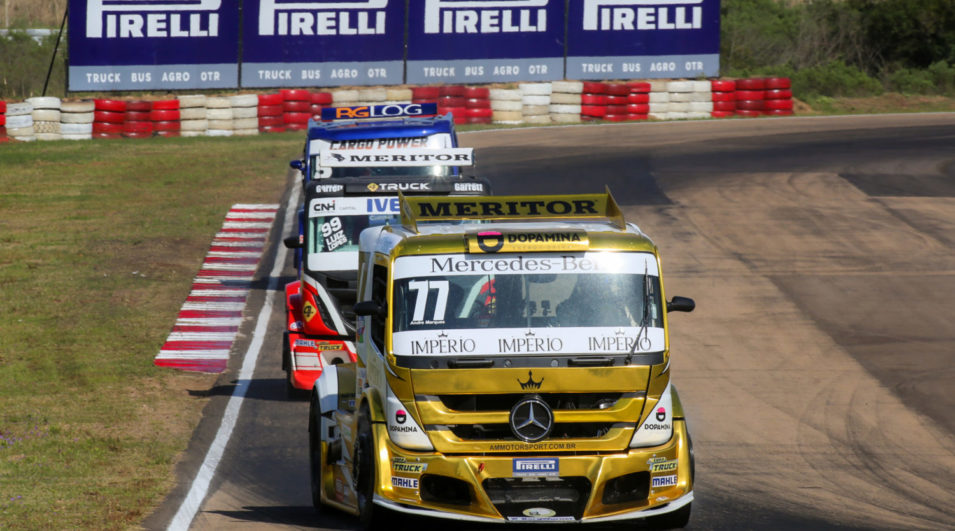 Copa Truck: Disputa entre marcas apimenta Grande Final em Curitiba