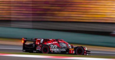 WEC: Senna sai em 3º e pressiona Toyota na China