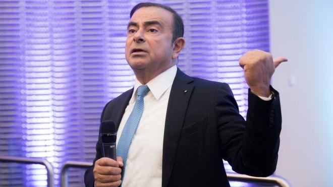 Nissan anuncia demissão de Carlos Ghosn por fraude fiscal
