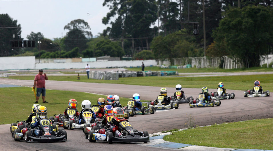 Copa Super Paraná de Kart tem decisão do Torneio de Inverno