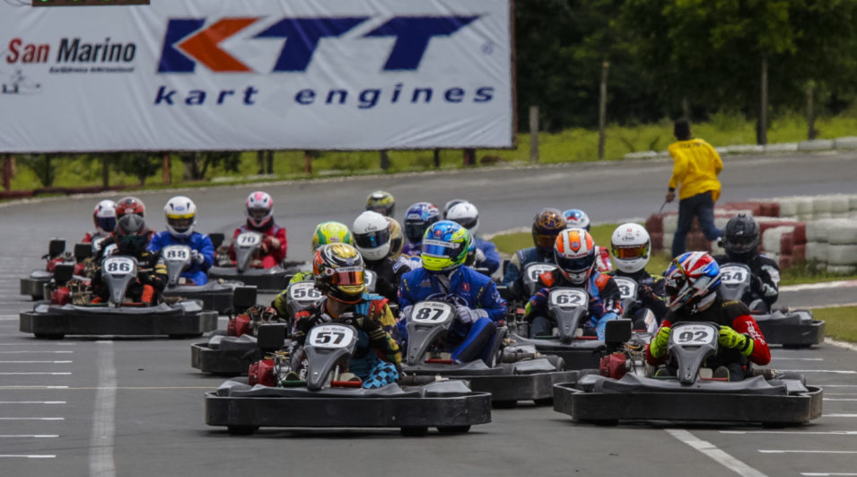 Kart: CCSKA encerrou o campeonato em Paulínia (SP)