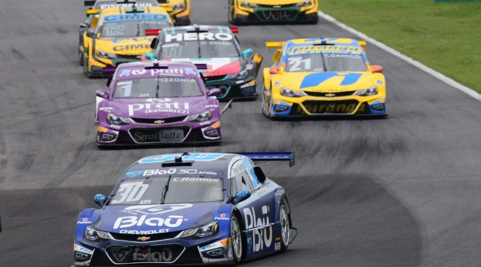 Stock Car: Quebras idênticas nos carros de Khodair e Ramos tiram a Blau Motorsport do pódio em Goiânia