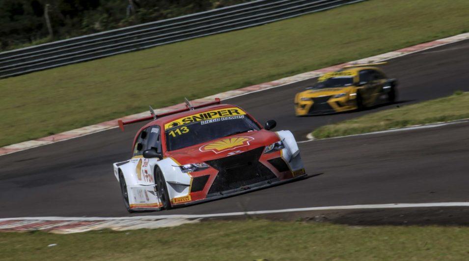 Sprint Race: No segundo treino, Diego Ramos (PRO) e Rodrigo Rocha (GP) completam à frente