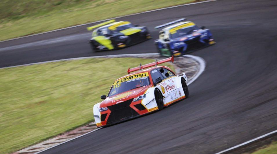 Sprint Race promete duas corridas eletrizantes neste sábado em Cascavel