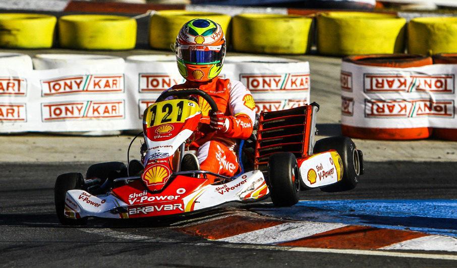 Kart: DTR Motorsport viveu mais um sábado de poles e vitórias na Copa São Paulo Light