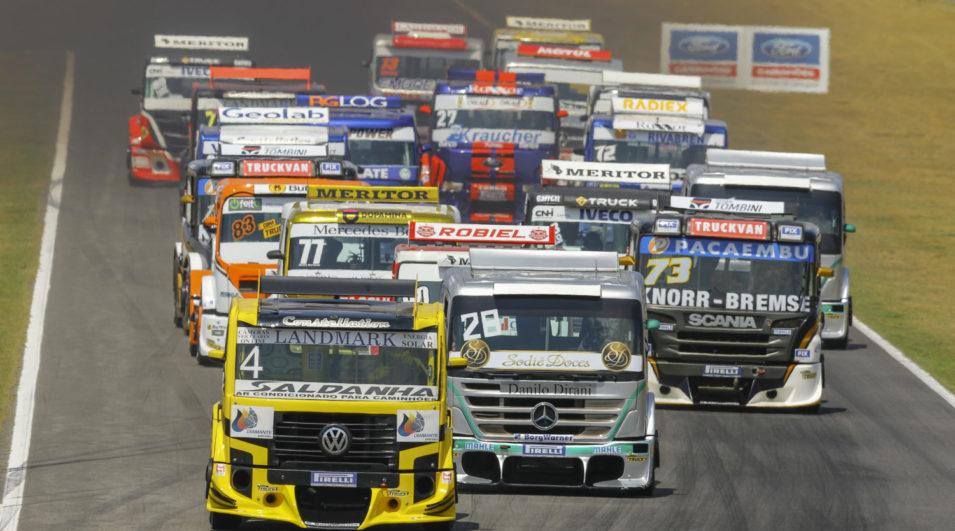 Copa Truck disputa Grande Final em Curitiba com ingressos a partir de R$32