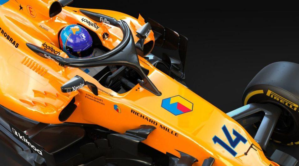 F1: Confira a pintura da McLaren para a etapa da despedida de Fernando Alonso