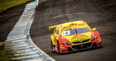 Stock Car: Casagrande é o mais rápido nesta sexta em Goiânia