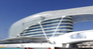 F2: George Russell marca o melhor tempo em Abu Dhabi