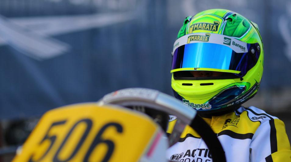 """Kart: Em Las Vegas, Guilherme Figueiredo disputa a 1ª edição do """"ROK the RIO"""""""