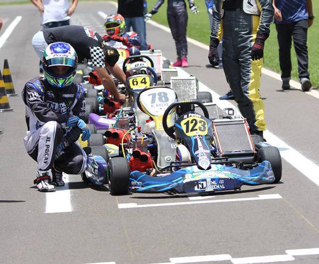 Mittag Motores conquistou títulos e vitórias no kartismo gaúcho e paulista no último final de semana