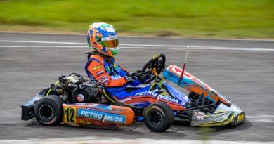 Kart: Kiko Porto tem reencontro com pista onde começou a carreira