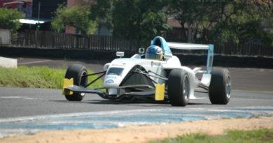 Fórmula Academy Sudamericana segue com treinos livres para novatos em Londrina