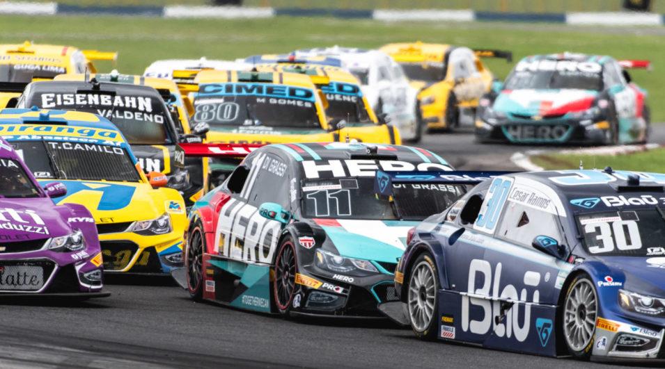 Stock Car: Lucas faz grande corrida, apesar de desvantagem