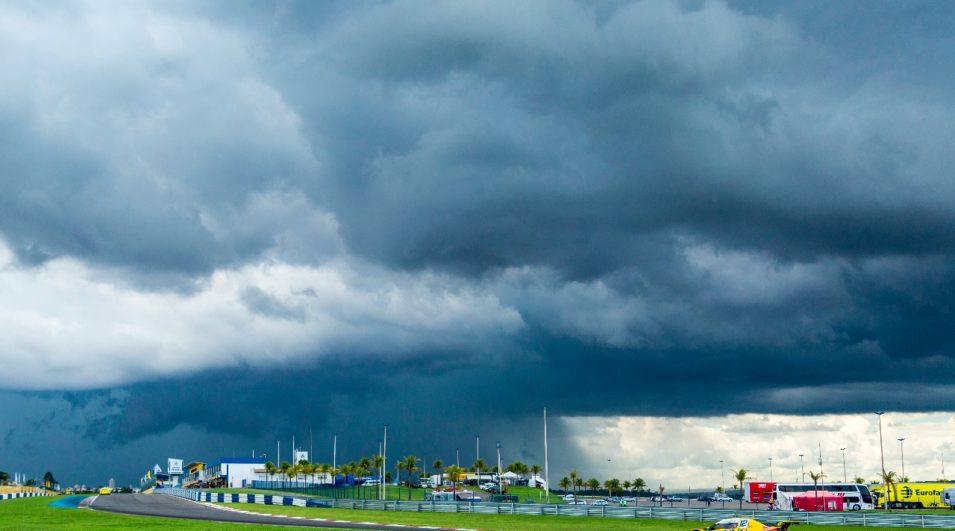 Stock Car: Goiânia deve receber 52mm de chuva no fim de semana