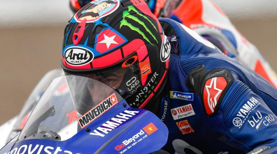 MotoGP: Maverick Viñales marca a pole na etapa de Valência