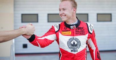 GP3 Series: Nikita Mazepin marca a pole em Abu Dhabi