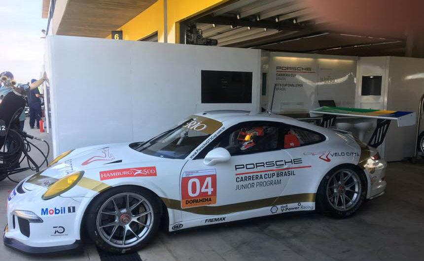 Pedro Lopes comemora ótima participação no Porsche Junior Programa e projeta próxima temporada