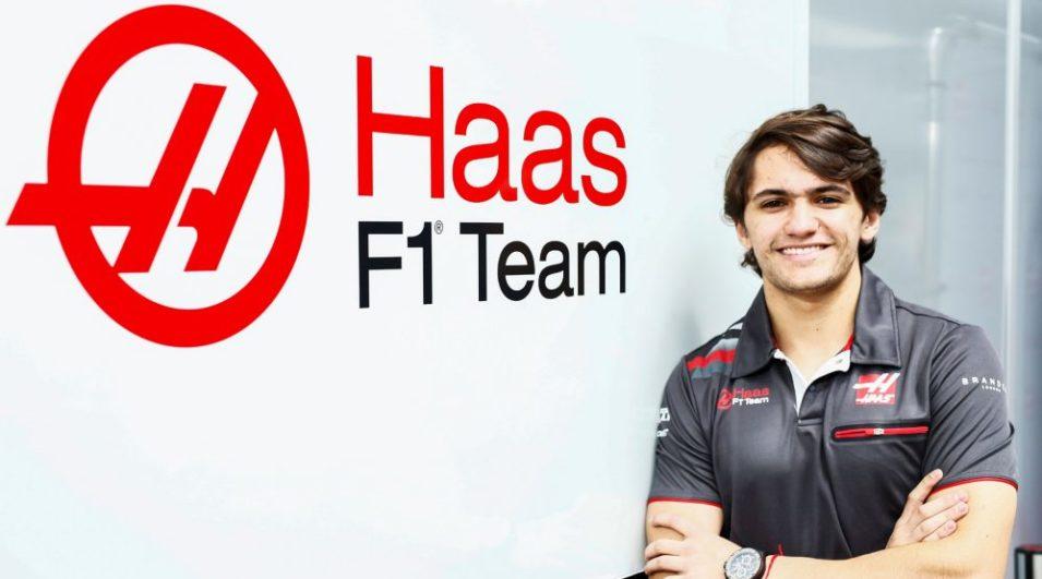 F1: Pietro Fittipaldi assina com a Haas como piloto de desenvolvimento e testes