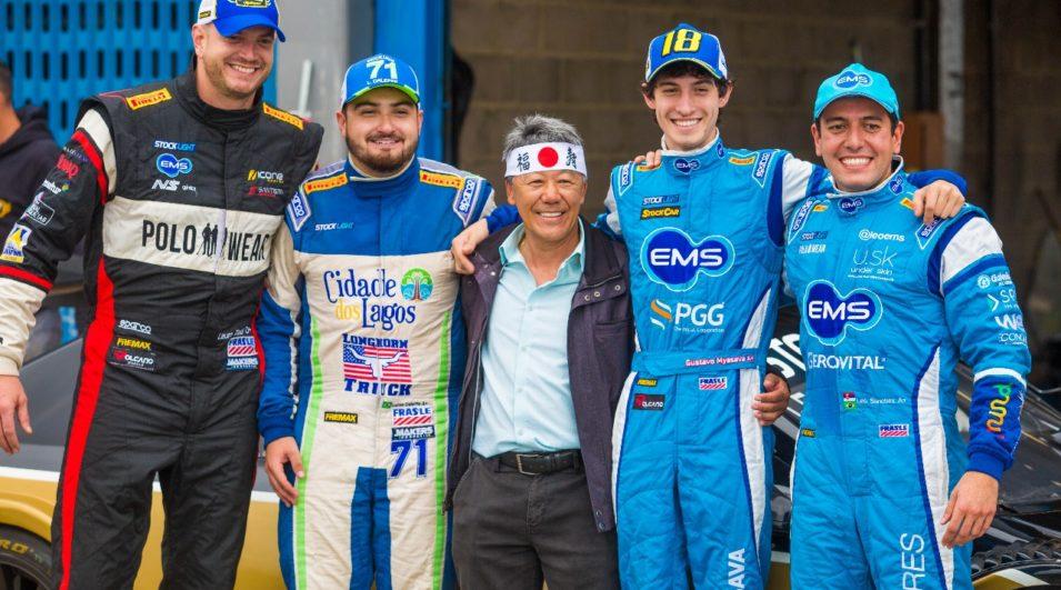 MRF apresenta seus pilotos para a Stock Light em 2019