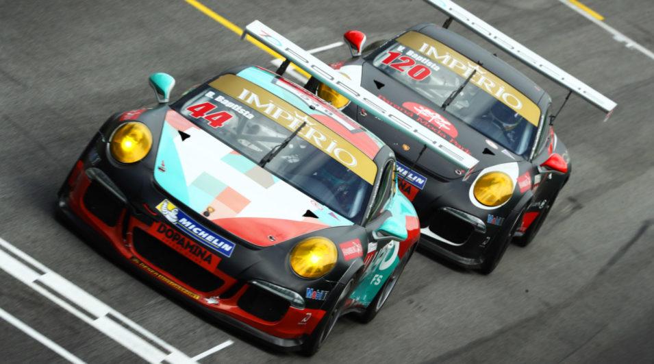 Pilotos Hero vencem as duas principais provas da Porsche Cup