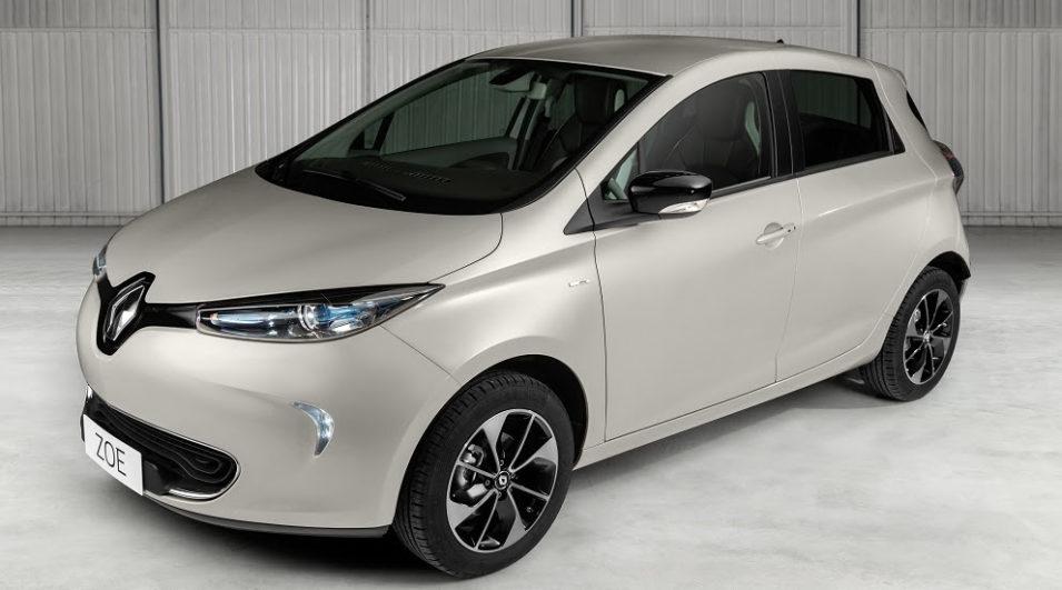 Carros: Renault anuncia venda do Zoe ao consumidor final no Salão do Automóvel