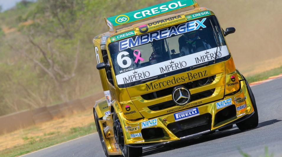 Copa Truck: Cirino aposta no trabalho de equipe para o título