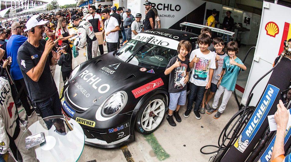 RCHLO Racing encerra primeira temporada da Porsche GT3 Cup em Interlagos