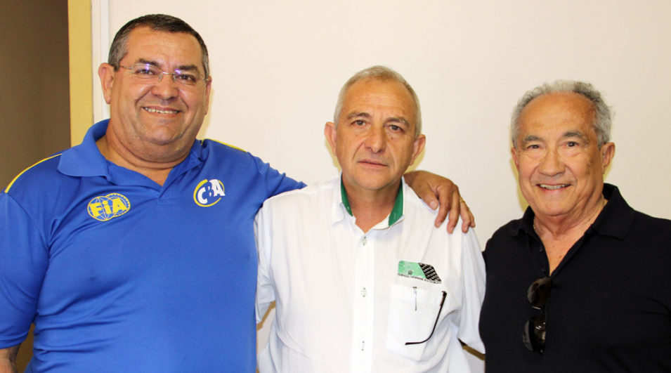 Bento Tino, Rubens Gatti e Valmor Weiss encabeçam a chapa única para o pleito desta sexta-feira