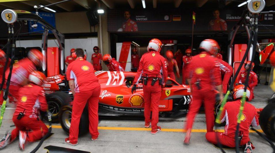 F1: Ferrari confirma lançamento de seu carro para 15/02/2019