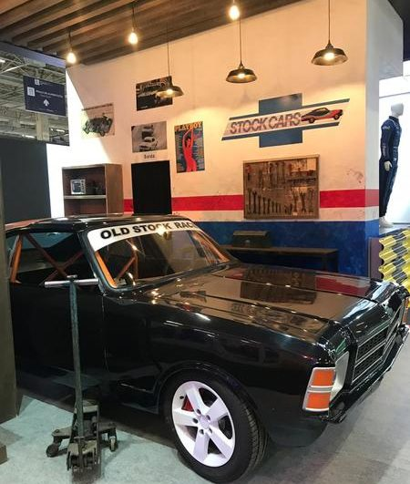 Stock Car: Nno Salão do Automóvel: 40 anos de história e de revolução no automobilismo brasileiro