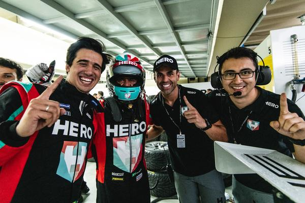 Porsche Endurance: Hero Motorsport garante primeira fila em Interlagos