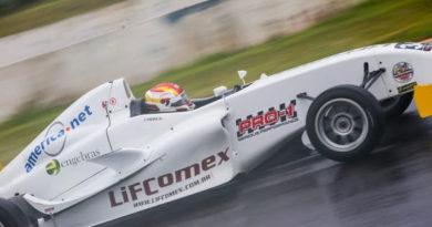 Fórmula Academy Sudamericana: Sob chuva, Juan Vieira faz a pole em Londrina