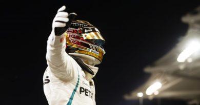 F1: Lewis Hamilton marca a pole-position para GP da Abu Dhabi