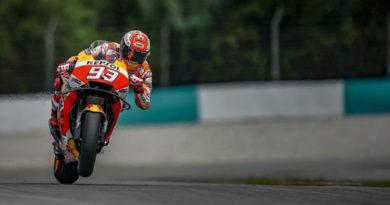 MotoGP: Marc Márquez vence GP da Malásia