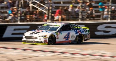 NASCAR Monster Energy Cup Series: Kevin Harvick vence no Texas