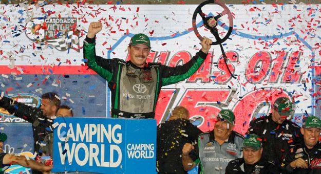 NASCAR Camping World Truck Series: Brett Moffitt vence n ISM Raceway