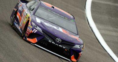 NASCAR Monster Energy Cup Series: Denny Hamlin marca a pole no Homestead-Miami Speedway