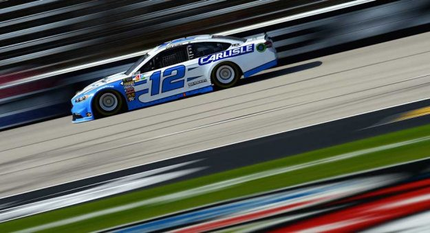 NASCAR Monster Energy Cup Series: Ryan Blaney marca a pole no Texas