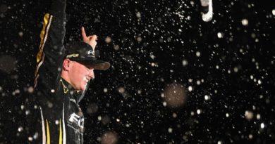 NASCAR Camping World Truck Series: Justin Haley vence no Texas