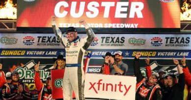 NASCAR XFINITY Series: Cole Custer vence no Texas