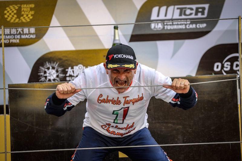 FIA WTCR: Gabriele Tarquini é o primeiro campeão