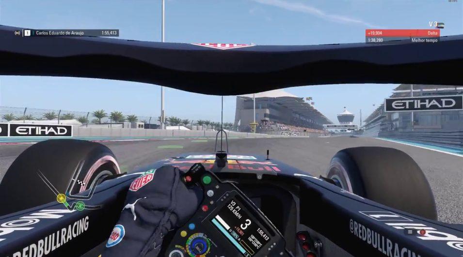 F1: Confira uma Volta Virtual - GP de Abu Dhabi 2018