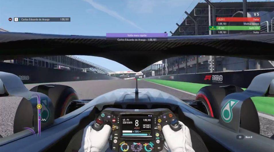 F1: Confira uma Volta Virtual em Interlagos – GP do Brasil 2018