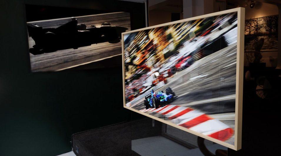 F1: Miguel Costa Jr expõe suas obras em Galeria de Arte da capital paulista