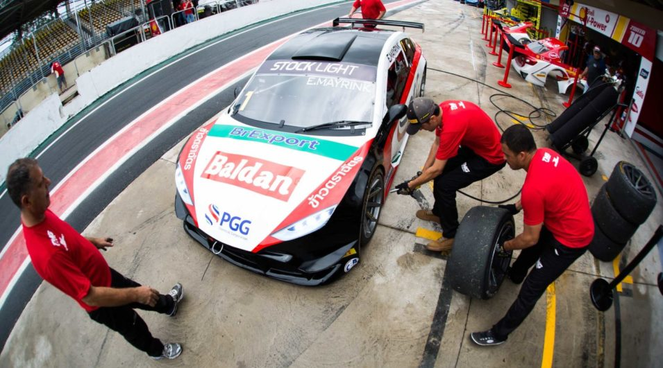 TMG Light Team disputa a grande final da Stock Light em Interlagos