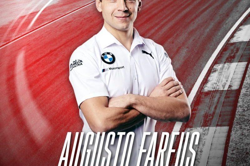 Augusto Farfus é o novo Embaixador AMK Velocidade