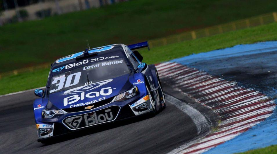 Stock Car: Blau Motorsport retorna ao palco de seu último pódio para fechar o ano com vitória
