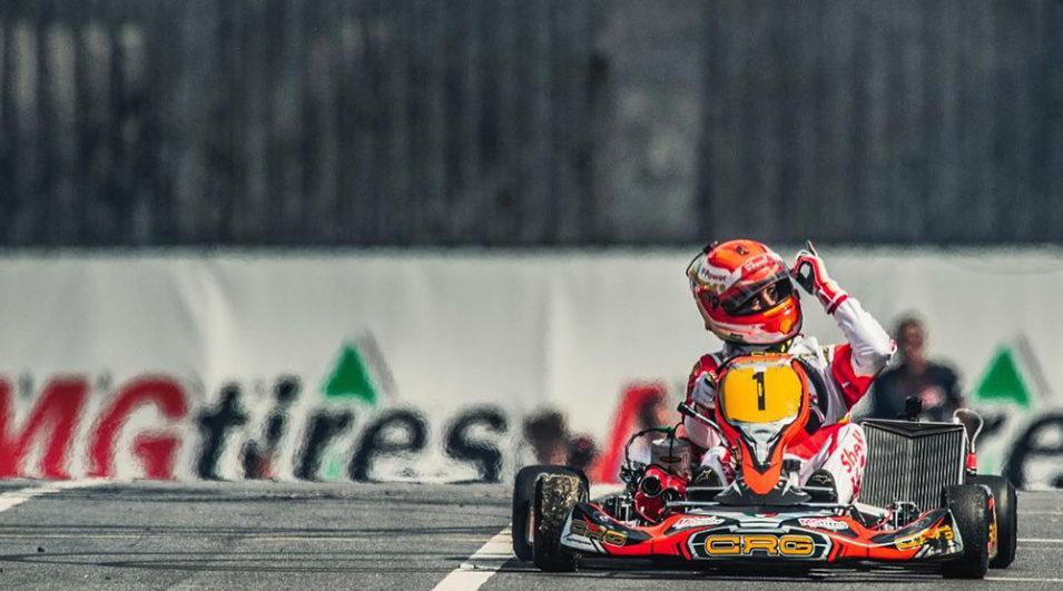 Kart: CRG venceu nas 500 Milhas Granja viana e na Shifter, em sua preliminar